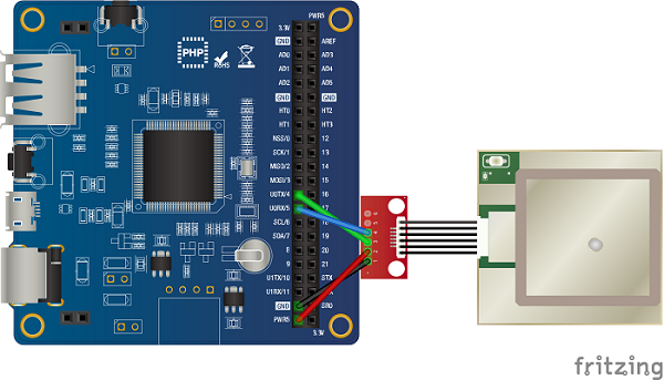 EM506 GPS Module with PHPoC Blue - PHPoC Forum